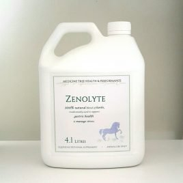 Zenolyte – gastric health & stress support blend