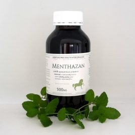 Menthazan – gastrointestinal support blend (distress)