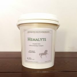 Hemalyte – Organic Iron & Blood Building Support